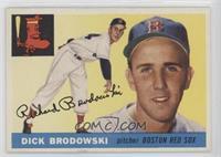 High # - Dick Brodowski