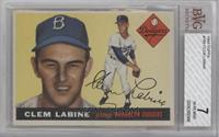 Clem Labine [BVG 7 NEAR MINT]