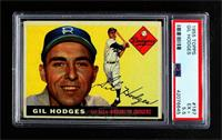 High # - Gil Hodges [PSA 5.5 EX+]
