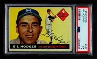 High # - Gil Hodges [PSA 5 EX]