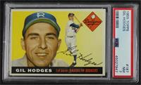 High # - Gil Hodges [PSA 7 NM]
