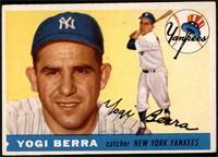 High # - Yogi Berra [EX]