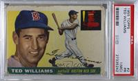 Ted Williams [PSA 1 PR (MC)]