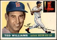 Ted Williams [EX]
