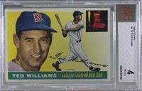 Ted Williams [BVG 4 VG‑EX]