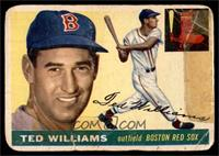 Ted Williams [POOR]