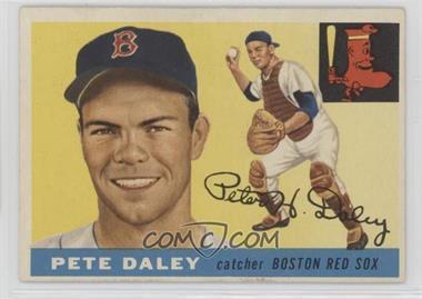 1955 Topps - [Base] #206 - Pete Daley