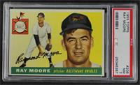 High # - Ray Moore [PSA7NM]