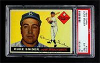 Duke Snider [PSA6EX‑MT]
