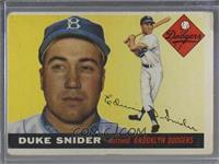 Duke Snider [GoodtoVG‑EX]