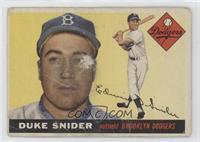 High # - Duke Snider [NonePoortoFair]