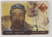 High # - Duke Snider [PoortoFair]