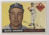 High # - Duke Snider [Poor to Fair]