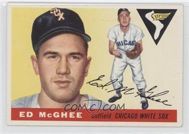 1955 Topps - [Base] #32 - Ed McGhee