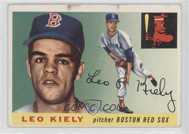 1955 Topps - [Base] #36 - Leo Kiely