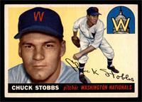 Chuck Stobbs [VG]