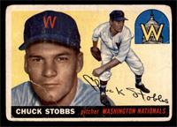 Chuck Stobbs [POOR]