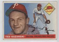 Ted Kazanski