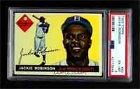 Jackie Robinson (Full Diamond Upper Left Corner) [PSA 6 EX‑MT]
