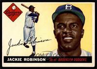 Jackie Robinson (Full Diamond Upper Left Corner) [VG]