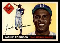 Jackie Robinson (Full Diamond Upper Left Corner) [NM]