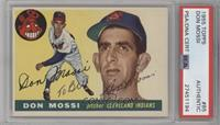 Don Mossi [PSA/DNA Certified Auto]