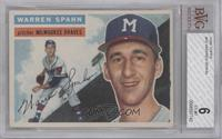 Warren Spahn (White Back) [BVG 6]
