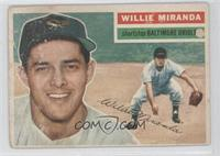 Willy Miranda (Gray Back) [Poor]