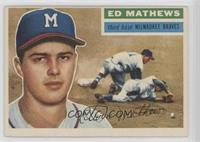 Eddie Mathews (Gray Back)