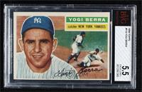 Yogi Berra (Gray Back) [BVG5.5EXCELLENT+]