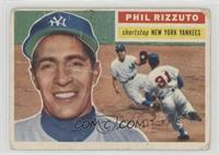 Phil Rizzuto (Gray Back) [Poor]