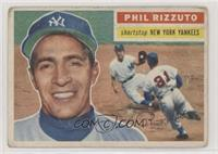 Phil Rizzuto (Gray Back) [Poor to Fair]