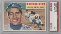 Phil Rizzuto (Grey Back) [PSA 7]