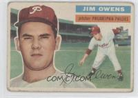 Jim Owens (White Back)