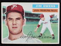 Jim Owens (White Back) [GoodtoVG‑EX]