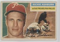 Richie Ashburn (Gray Back) [Poor to Fair]
