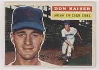 Don Kaiser (Gray Back)