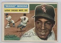 Minnie Minoso (Gray Back) [Good to VG‑EX]
