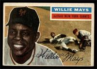 Willie Mays (Gray Back) [VG EX]