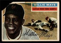 Willie Mays (Gray Back) [POOR]