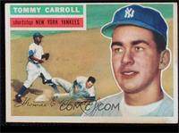 Tom Carroll (White Back)