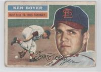 Ken Boyer (White Back) [Poor]