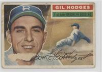 Gil Hodges (Gray Back) [Poor]