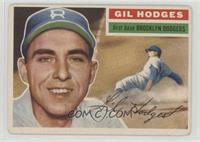 Gil Hodges (Gray Back) [Poor to Fair]