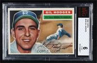 Gil Hodges (Gray Back) [BVG 6 EX‑MT]