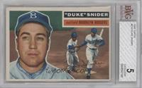 Duke Snider (Gray Back) [BVG 5]