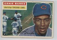 Ernie Banks (Gray Back) [Good to VG‑EX]