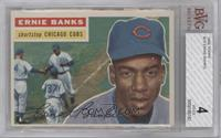 Ernie Banks (White Back) [BVG 4]