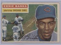 Ernie Banks (White Back) [GoodtoVG‑EX]