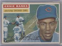 Ernie Banks (White Back) [Good to VG‑EX]